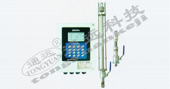 DTFX1020D中心插入式超声波流量计